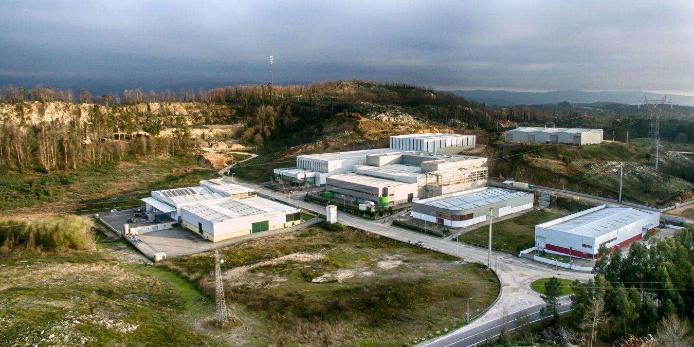 Zona Industrial das Lameiradas