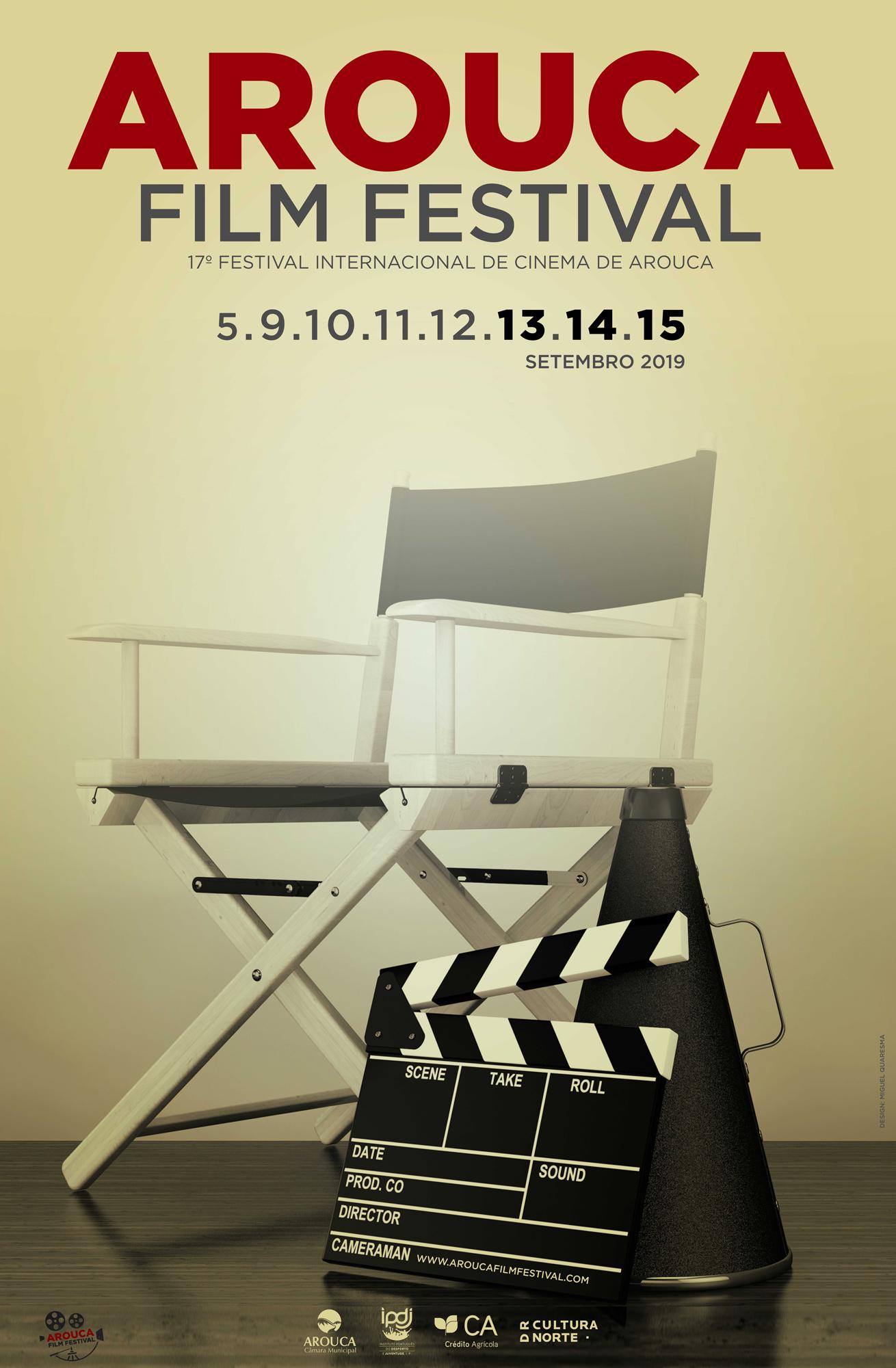 Cartaz  Arouca Film Festival