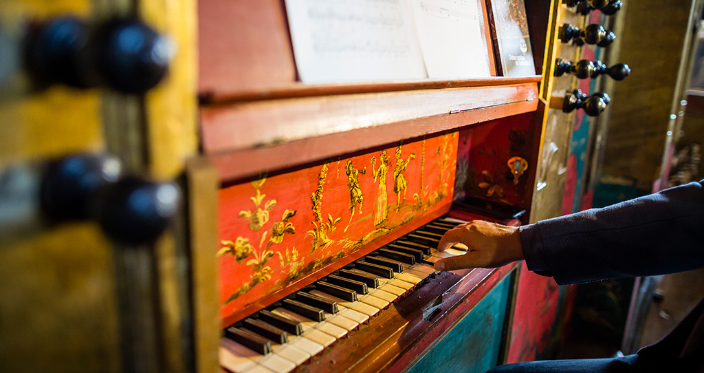 I Bienal de Organistas no Mosteiro de Arouca
